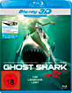 Ghost Shark 3D (Blu-ray 3D) Blu-ray