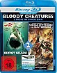 Ghost Shark 3D + Mega Python vs. Gatoroid 3D (Bloody Creatures Double Feature) (Blu-ray 3D) Blu-ray