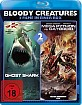 Ghost Shark + Mega Python vs. Gatoroid (Bloody Creatures Double Feature) Blu-ray