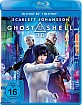 Ghost in the Shell (2017) 3D (Blu-ray 3D + Blu-ray)