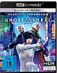 Ghost in the Shell (2017) 4K (4K UHD + Blu-ray) Blu-ray