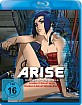 Ghost in the Shell - Arise: Border: 3 Ghost Tears + Border: 4 Ghost Stands Alone (Doppelset) (Limited Edition) Blu-ray
