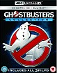 Ghostbusters Collection 4K (4K UHD + Blu-ray) (UK Import) Blu-ray