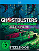 Ghostbusters Collection (Limited Steelbook Edition) (Blu-ray + UV Copy) Blu-ray