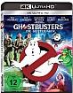 Ghostbusters - Die Geisterjäger 4K (4K UHD + UV Copy) Blu-ray