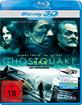 Ghostquake 3D (Blu-ray 3D) Blu-ray