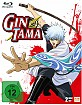 Gintama - Vol. 1 (Ep. 01-13) Blu-ray