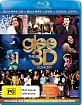 Glee: The 3D Concert Movie 3D (Blu-ray 3D + Blu-ray + DVD + Digital Copy) (AU Import)