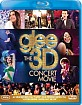 Glee: The 3D Concert Movie 3D (Blu-ray 3D + Blu-ray) (SE Import)