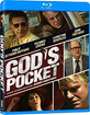 God's Pocket (2014) (Region A - CA Import ohne dt. Ton) Blu-ray