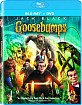 Goosebumps (2015) (Blu-ray + DVD + UV Copy) (US Import ohne dt. Ton) Blu-ray