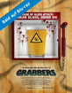 Grabbers (2012) - Limited Edition Media Book Blu-ray