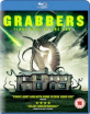 Grabbers (2012) (UK Import ohne dt. Ton) Blu-ray