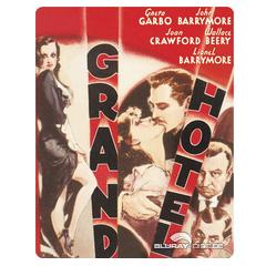 Grand Hotel 1932 Steelbook Uk Import Blu Ray Film Details