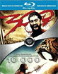 300 & 10.000 BC - 2 Pack (FR Import) Blu-ray