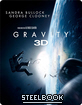 Gravity (2013) 3D - Limited Edition Steelbook (Blu-ray 3D + Blu-ray) (UK Import)