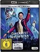 Greatest Showman 4K (4K UHD + Blu-ray) (CH Import) Blu-ray