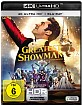 Greatest Showman 4K (4K UHD +  Blu-ray) Blu-ray