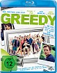 Greedy (1994) Blu-ray
