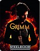 Grimm: Season Five - Zoom Exclusive Steelbook (Blu-ray + UV Copy) (UK Import ohne dt. Ton) Blu-ray