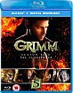Grimm: Season Five (Blu-ray + UV Copy) (UK Import ohne dt. Ton) Blu-ray