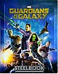Guardians of the Galaxy (2014) 3D - Blufans Exclusive Limited Quarter Slip Edition Steelbook (CN Import ohne dt. Ton)