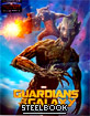 Guardians of the Galaxy (2014) 3D - Blufans Exclusive Rocket & Groot Lenticular Edition Steelbook (CN Import ohne dt. Ton)