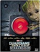 Guardians of the Galaxy Vol. 2 3D - Limited Edition Steelbook (Blu-ray 3D + Blu-ray) (CH Import) Blu-ray