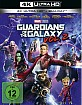 Guardians of the Galaxy Vol. 2 4K (4K UHD + Blu-ray) (CH Import) Blu-ray