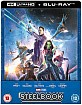 Guardians of the Galaxy (2014) 4K - Zavvi Exclusive Limited Edition Steelbook (4K UHD + Blu-ray) (UK Import)