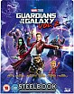 Guardians of the Galaxy Vol. 2 3D - Zavvi Exclusive Lenticular Steelbook (Blu-ray 3D + Blu-ray) (UK Import ohne dt. Ton) Blu-ray