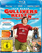 Gullivers Reisen (2010) (Blu-ray + DVD + Digital Copy)