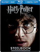 Harry Potter and the Deathly Hallows: Part 1 (Steelbook) (CA Import ohne dt. Ton) Blu-ray