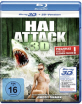 Hai Attack 3D (Blu-ray 3D)