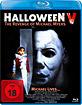 Halloween 5 - Die Rache des Michael Myers Blu-ray