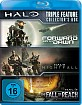 Halo -  Triple Feature Collector's Box (3-Disc-Set) Blu-ray