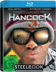 Hancock - Extended Version - Steelbook (Single-Edition) Blu-ray