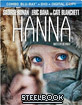 Hanna - Steelbook Edition (CA Import ohne dt. Ton) Blu-ray