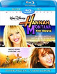 Hannah Montana - The Movie (Blu-ray und DVD Edition) (IT Import) Blu-ray