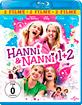 Hanni & Nanni 1+2 (Doppelset) Blu-ray