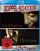 Doppel-Schocker: Hannibal + Hannibal Rising - Wie alles begann Blu-ray