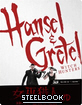 Hansel and Gretel: Witch Hunters 3D - Steelbook (Blu-ray 3D + Blu-ray) (CN Import ohne dt. Ton) Blu-ray