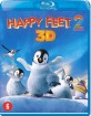 Happy Feet 2 3D (Blu-ray 3D + Blu-ray) (NL Import) Blu-ray