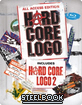 Hard Core Logo 1+2 - Steelbook (Double Feature) (Region A - CA Import ohne dt. Ton) Blu-ray