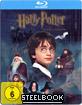 Harry Potter und der Stein der Weisen - Steelbook Blu-ray