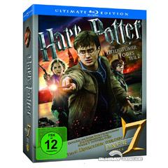 harry potter und die heiligtümer des todes - teil 2 ultimate edition blu-ray - film-details