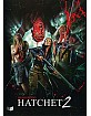Hatchet II - Limited Mediabook Edition (Cover A) [Nr. 588] (Blu-ray + DVD) (AT Import)