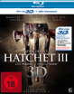 Hatchet III 3D (Blu-ray 3D) Blu-ray