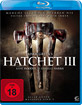 Hatchet III Blu-ray
