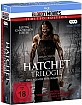 Hatchet Trilogie (Bloody Movies Collection) (Limited Edition) Blu-ray